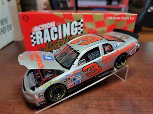 1995 Dale Earnhardt Sr #3 GM Goodwrench/Silver Select 1:24 NASCAR RCCA Elite MIB