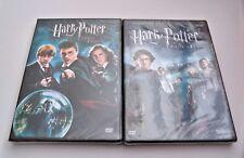 Pack Harry Potter -  Cuarto Año y Quinto Año (Daniel Radcliffe, Emma Watson)