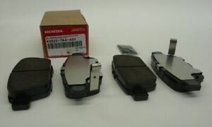Genuine Honda Ridgeline Rear Brake Pad Set 43022-TK4-A01
