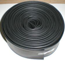 Schrumpfschlauch schwarz Ø12,0mm auf 4mm (3:1) + Innenkleber -1 Meter am Stück