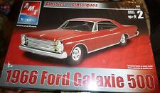 AMT 1966 FORD GALAXIE HARDTOP 1/25 Model Car Mountain fs 31546