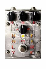 Holy Fire 9 - Overdrive Distortion Pedal - 9V Edition