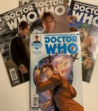 Doctor Who: New Adventures With The Eighth Doctor Comic #1-4 By George Mann