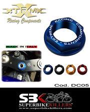 Lenkkopfmutter, Extreme, Honda CBR 1000 RR, sc57, CB 1000 R, azul dc05