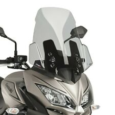 PUIG SCREEN SMOKE TOURING WINDSCREEN FOR KAWASAKI VERSYS 650 2015 > 2016