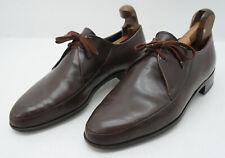 Americano Belfit Bally leder Herrenschuhe Schuhe braun 43