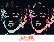 Andy Warhol - Marilyn (Special Edition) Pop Art Print Monroe Poster 27.5x35.5