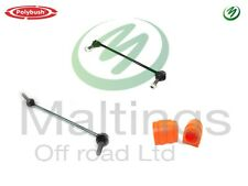 Range Rover Sport Anti Roll Bar Kit with Polybushes and ARB Links with Ace