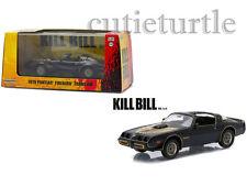 Greenlight Kill Bill VOL 2 (2004) 1979 Pontiac Firebird Trans AM 1:43 86452