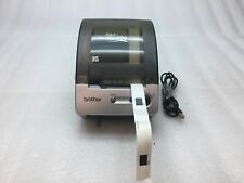 Brother P Touch Ql 500 Manual Cut Pc Label Printer System Testedworking