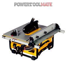 Dewalt DW745-GB 240v portable site saw/table saw