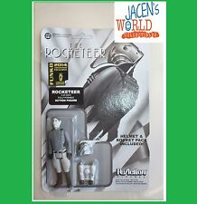 New The Rocketeer Action Figure SDCC Exclusive Funko Black & White ReAction Toy