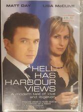 HELL HAS HARBOUR VIEWS RARE DVD ABC AUSTRALIAN DRAMA FILM MATT DAY & LISA MCCUNE