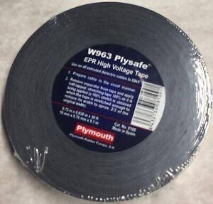 "PLYMOUTH BISHOP W963 ¾""X30' EPR self-amalgamating High Voltage Tape"