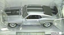 1970 FORD MUSTANG MACH 1 CUSTOM GUN METAL GRAY HIGHWAY 61 1:18 BRAND NEW IN BOX