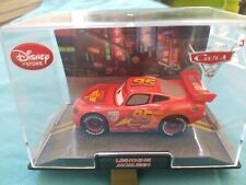 Disney Cars 2 WORLD GRAND PRIX LIGHTNING MCQUEEN Collector's Case Disney Store