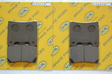 FRONT BRAKE PADS fits YAMAHA FZ 400, 86-89 FZR400 FZR400S