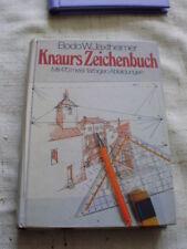 ()*** Bodo W.Jaxtheimer-Knaurs Zeichenbuch