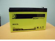 Accu 12V - 12,0Ah - Notstromanlagen - Solaranlagen - USV - Blei-Gel - VdS Siegel