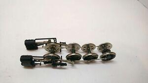 Bachmann HO Train 4-8-4 Steam Locomotive Replacement Geared Wheel Set/Side Rods