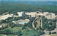 Concord Resort Hotel Kiamesha Lake New York NY aerial view Postcard
