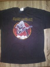 VTG IRON MAIDEN TSHIRT SZ XL MEN ROCK TOUR MUSIC 2007