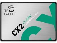 "Team Group CX2 2.5"" 1TB SATA III 3D NAND Internal Solid State Drive (SSD) T253X6"