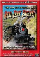 True Life Adventures Real Tank Engines DVD Niles Canyon
