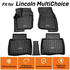 Coverking Custom Fit Rear Floor Mats for Select Dodge Models Nylon Carpet Black