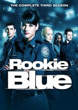 Rookie Blue: Season Series 3 DVD R4