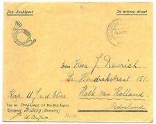 NED INDIE DUTCH INDIES 1947  VELDPOST PADANG  U -BRIGADE  PR EX