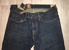 Jeans Hollister by Abercrombie & Fitch Neuf Homme Man Taille Size 30 x 32