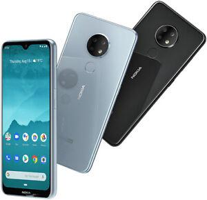 "New Unlocked Original Nokia 6.2 Dual SIM 64GB 4GB RAM 16MP 6.3"" Smartphone Boxed"