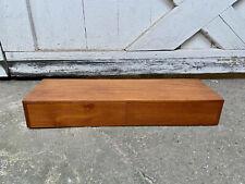 Vintage Schubladen-Kasten | Danish-Design 60er Mid-Century Regal Ablage Kommode