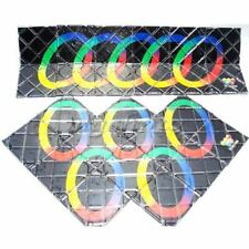 12-Panel Rainbow Cube Master Magic 8 Ring Puzzle Toy ghost hand Children