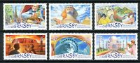 Guernsey MiNr. 1077-82 postfrisch MNH (RS1510