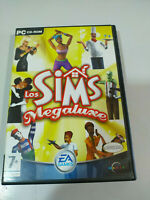 Los Sims Megadeluxe mas Tierfalle Als Nie Creator Megaluxe Set PC 3 X Cd-Rom Am