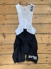 Rapha Pro Team Bib Shorts Black/White Medium