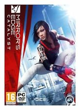 MIRROR'S EDGE CATALYST (PC DVD) [NEW BOXED GAME]