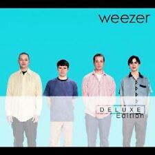 """WEEZER """"WEEZER"""" 2 CD DELUXE EDITION NEUWARE"""