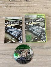 Spiel Game Need For Speed: Most Wanted Für Microsoft XBox 360 Classics Ovp