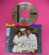 CD singolo Brownstone If You Love Me(Remixes) 661165 5 AUSTRIA no lp mc vhs(S20)