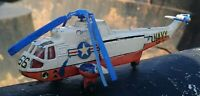 Vintage Dinky 724 Sea King Helicopter 1971 - 1979