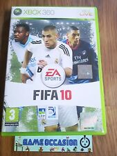FIFA 10 XBOX 360 MICROSOFT COMPLET PAL