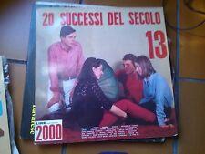"""LP 12""""  20 SUCCESSI DEL SECOLO SERIE NIAGARA N.13 ORCH. TEEN AGERS M. BATTAINI"""