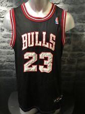 Chicago Bulls MICHAEL JORDAN #23 Nike NBA Basketball Jersey Size - XL 52