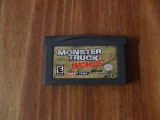 Monster Truck Madness (Nintendo Game Boy Advance, 2003) Game Only