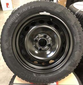 Winter Tyres Renault Twingo III Steel Rims RDKS Firestone Factory New