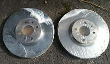Alfa Romeo 145 155 146 Genuine NOS Front Brake Discs 71738906 Fiat Coupe Tipo