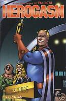 Herogasm Comic Issue 5 Modern Age First Print 2009 Garth Ennis Bowland Mccrea